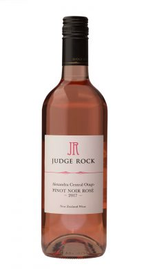 Judge Rock 2017 Rose